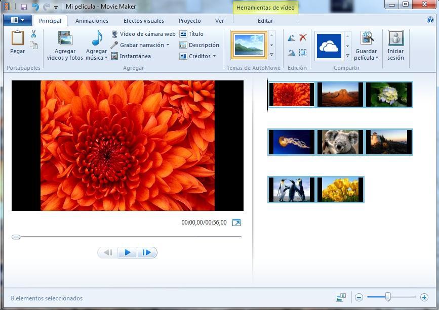 Crea-tu-vídeo-paso-a-paso-con-Tutorial-Movie-Maker-para-windows-7-editar-edicion-diseño-instalar-Elegir-los-programas-que-deseas-instalar-imagenes-selecionadas-para-video