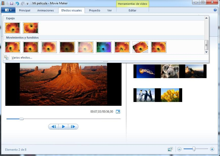 Crea-tu-vídeo-paso-a-paso-con-Tutorial-Movie-Maker-para-windows-7-editar-edicion-diseño-instalar-Elegir-los-programas-que-deseas-instalar-Haz-clic-en-efectos-de-Visuales