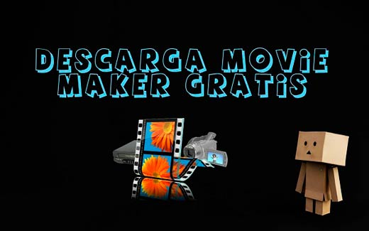 como descargar movie maker gratis para windows de forma facil