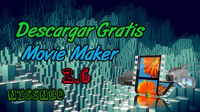 Movie Maker 2.6 windows-clasico-descargar