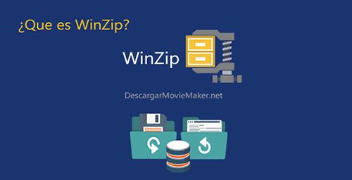 descargar winzip gratis comprimir y descomprimir archivos