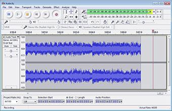 descargar audacity gratis edicios de sonido